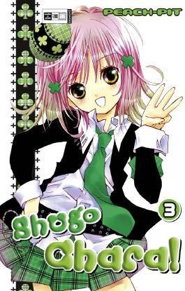 Shugo Chara!. Bd.3