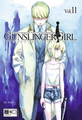 Gunslinger Girl 11