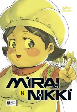 Mirai Nikki 08