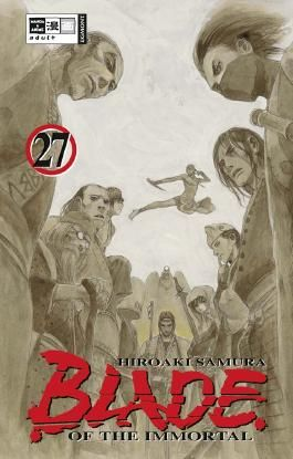 Blade of the Immortal 27