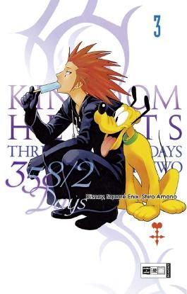 Kingdom Hearts 358/2 Days 03