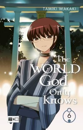 The World God Only Knows 06