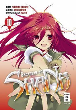 Shakugan no Shana 10