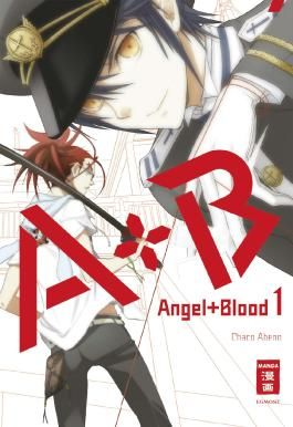 A+B - Angel + Blood 01