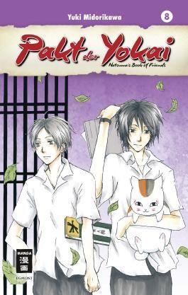 Pakt der Yokai 08