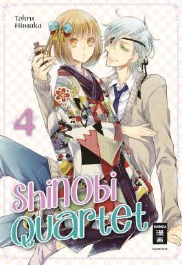 Shinobi Quartet 04