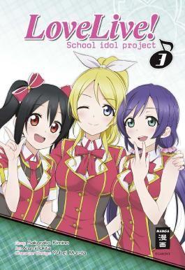 Love Live! School idol project 03