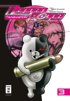 Danganronpa – The Animation 03