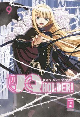 UQ Holder! 09