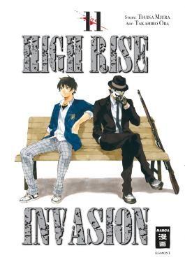 High Rise Invasion 11