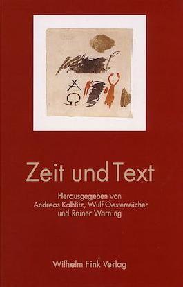 Zeit und Text