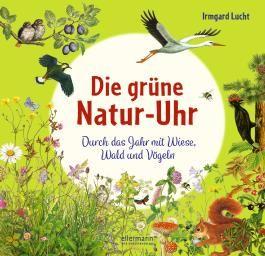Die grüne Natur-Uhr
