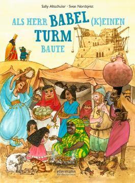 Als Herr Babel (k)einen Turm baute
