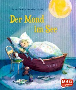 Der Mond im See