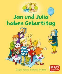 Jan und Julia haben Geburtstag