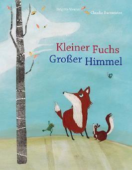 Kleiner Fuchs, großer Himmel