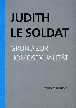 Grund zur Homosexualität