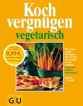 Kochvergnügen vegetarisch