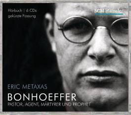 Bonhoeffer - Hörbuch, 5 Audio-CDs