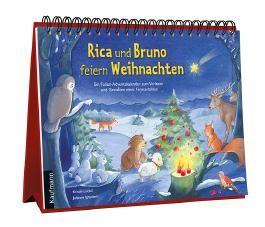 Rica und Bruno feiern Weihnachten, m. 24 Beilage