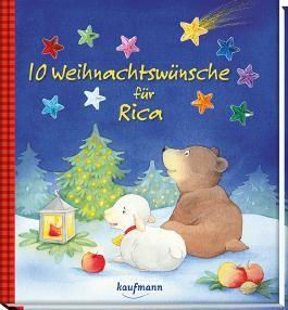 10 Weihnachtswünsche für Rica