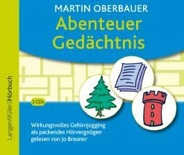 Abenteuer Gedächtnis (CD)