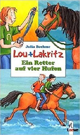 Lou + Lakritz - Ein Retter auf vier Hufen