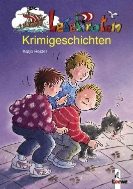 Lesepiraten/Lesefant – Krimigeschichten/ Schnüffler & Schnauze