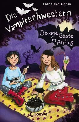 Die Vampirschwestern, Band 6 - Bissige Gäste im Anflug