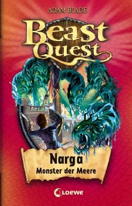 Beast Quest - Narga, Monster der Meere