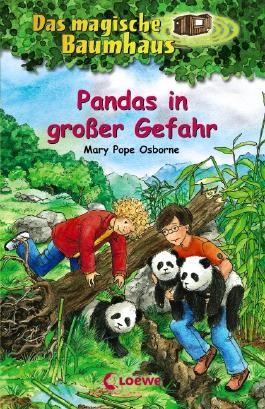 Das magische Baumhaus - Pandas in großer Gefahr