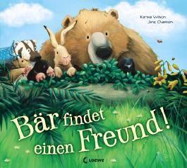Bär findet einen Freund!