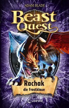 Beast Quest – Rachak, die Frostklaue