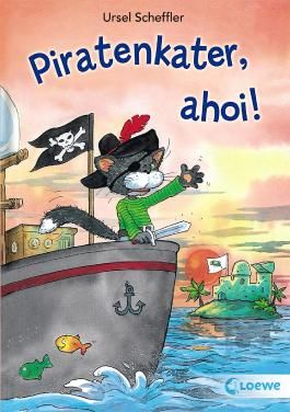 Piratenkater, ahoi!