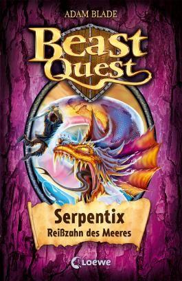 Beast Quest - Serpentix, Reißzahn des Meeres