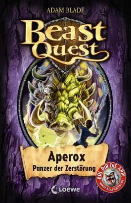 Beast Quest - Aperox, Panzer der Zerstörung