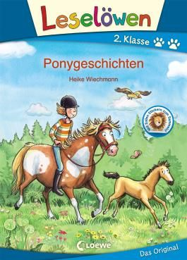 Leselöwen 2. Klasse - Ponygeschichten