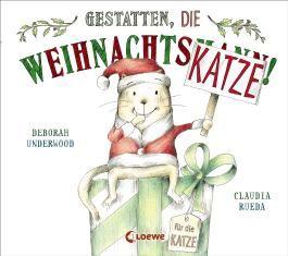 Gestatten, die Weihnachtskatze!