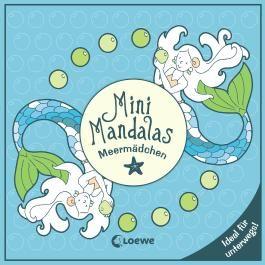 Mini-Mandalas - Meermädchen