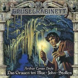 Das Grauen im Blue-John-Stollen, 1 Audio-CD
