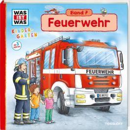 WAS IST WAS Kindergarten, Band 7. Feuerwehr