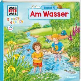 WAS IST WAS Kindergarten, Band 5. Am Wasser