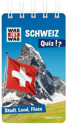 WAS IST WAS Quiz Schweiz