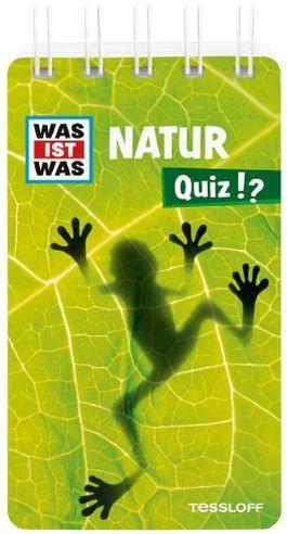 WAS IST WAS Quiz Natur