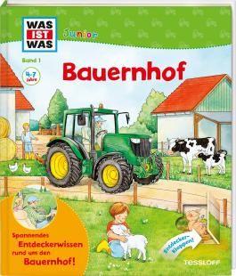 WAS IST WAS Junior Band 1. Bauernhof
