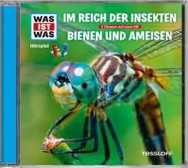 WAS IST WAS Hörspiel-CD: Im Reich der Insekten/ Bienen und Ameisen
