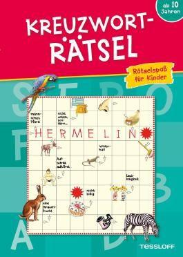 Kreuzworträtsel: Rätselspaß für Kinder ab 10 Jahren