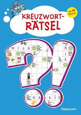 Kreuzworträtsel. Ab 10 Jahren