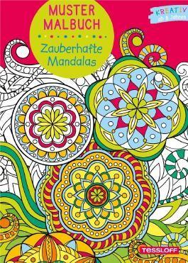 Mustermalbuch Zauberhafte Mandalas