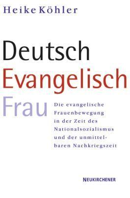 Deutsch - Evangelisch - Frau